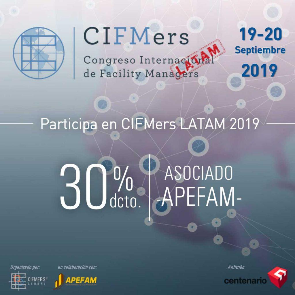 Evento CIFMers LATAM 2019