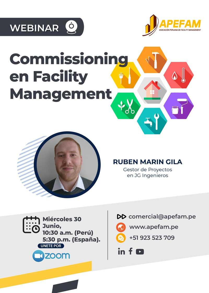 Webinar - Commissioning en Facility Management